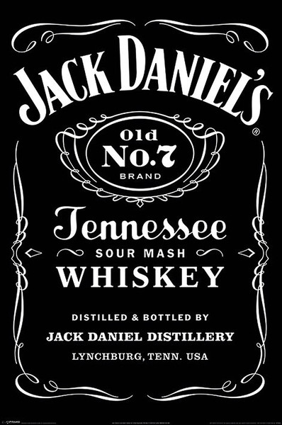 Jacktember with Jack Daniels